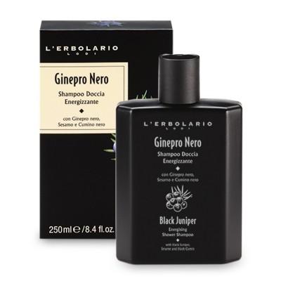 Black Juniper - Energising Shower Shampoo