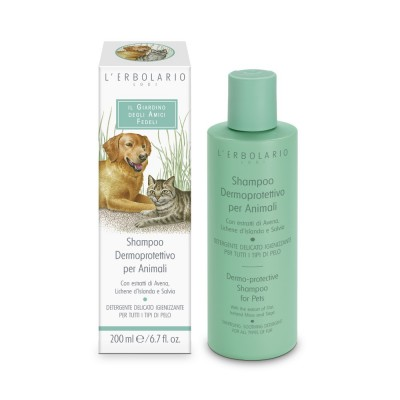 Dermo-protective Shampoo for Pets