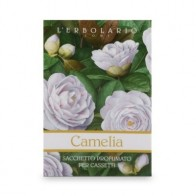Camellia - Perfumed Sachets for Drawers