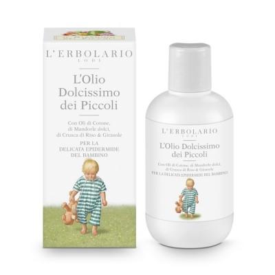 Very Gentle Oil for Babies
