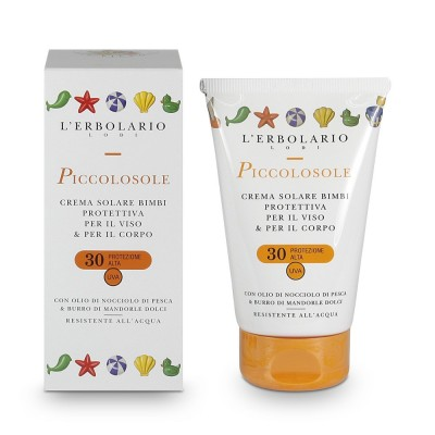 Piccolosole - Sun Cream for Children SPF 30