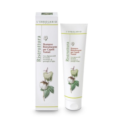 Restructuring Shampoo for Treated Hair