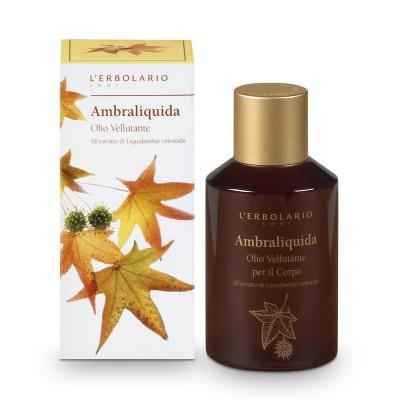 Ambraliquida - Smoothing Body Oil