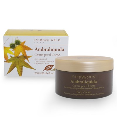 Ambraliquida - Body Cream