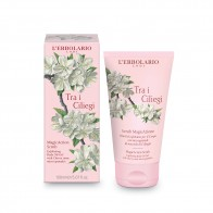 Cherry Blossom - Tra i Ciliegi - MagicAction Exfoliating Body Oil-Gel with Cherry kernel micro-granules - 150ml