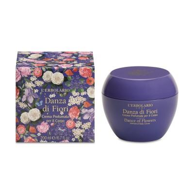 Dance of Flowers - Perfumed Body Cream