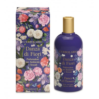 Dance of Flowers - Home & Fabric Fragrance Diffuser
