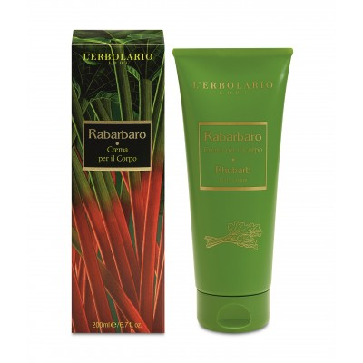 Rhubarb - Perfumed Body Cream