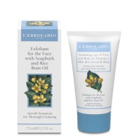 Exfoliant for the face
