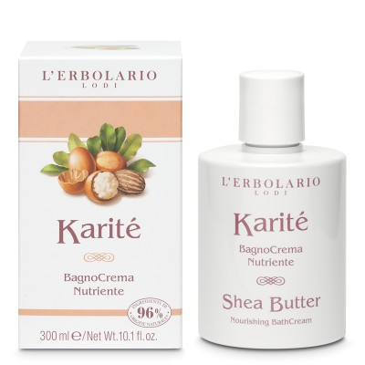 Shea Butter Nourishing Bath Cream