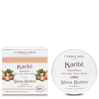 Shea Butter Pure Butter for body, face and hair