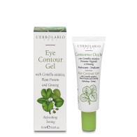 Eye Gel with Asian Pennywort, Vegetal Proteins and Ginseng