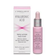 Triple Action Face Fluid Hyaluronic Acid