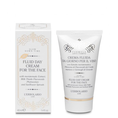 Fluid Day Cream for the Face Slow Down Time