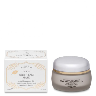 Youth Face Mask Slow Down Time
