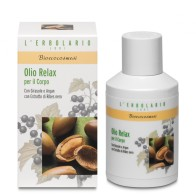 Bio-ecocosmetics Relaxing Body Oil with Sunflower