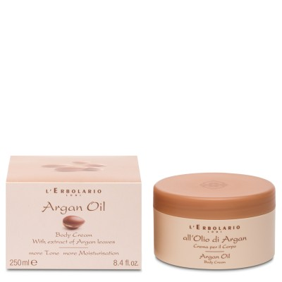 Body Cream Argan Oil