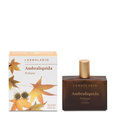 Ambraliquida - Perfume 50ml