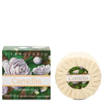 Camellia - Perfumed soap