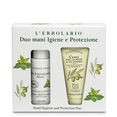 Hand Hygiene and Protection Duo