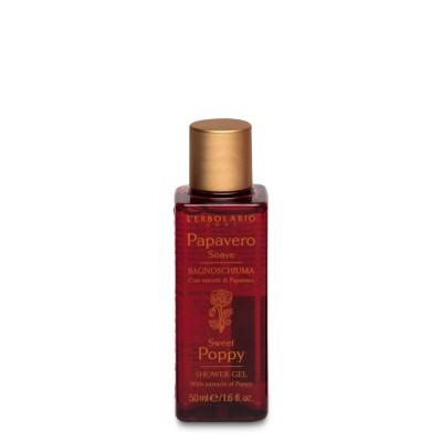 Mini-size Sweet Poppy Shower Gel