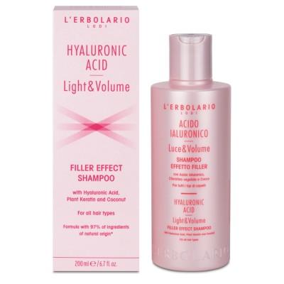 Filler Effect Shampoo Hyaluronic Acid Light & Volume
