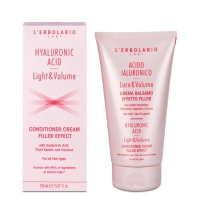 Filler Effect Conditioner Cream Hyaluronic Acid Light & Volume
